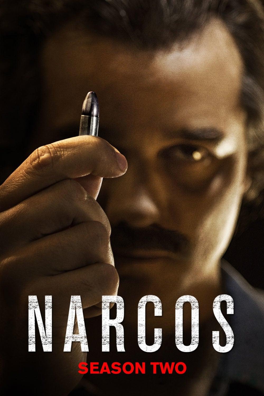 Narcos (2015) [Temporada 2] [Completa] [Latino] [1 Link] [MEGA]