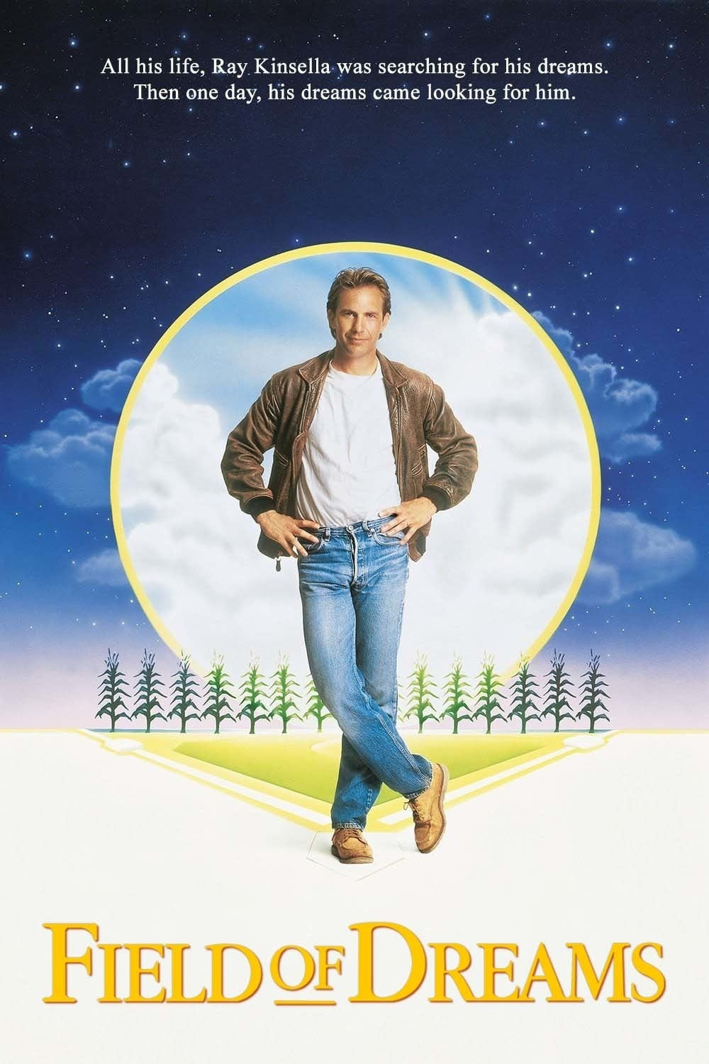 an analysis of the ray kinsella in the movie field of dreams directed by phil alden Field of dreams iowa farmer ray kinsella hears a voice in his corn field tell him download field of dreams 1989 movie also known as baseball álmok phil alden robinson release date: 21 april 1989 genre.