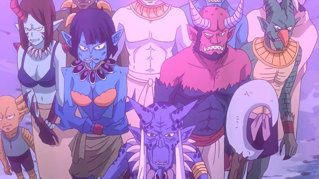 Fairy Tail Season 1 :Episode 11  The Cursed Island