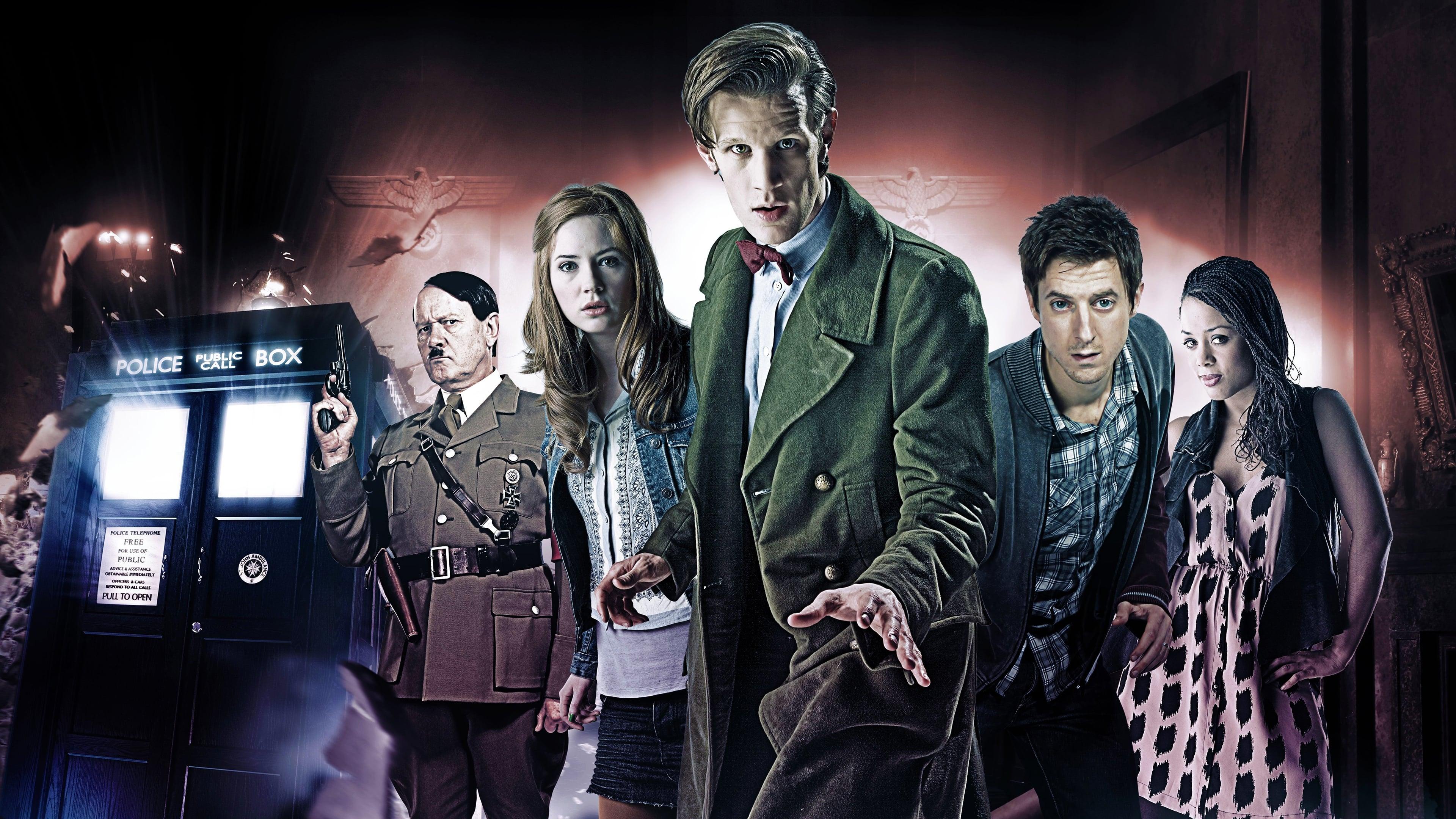 Doctor Who Season 6 :Episode 8  Let's Kill Hitler (2)