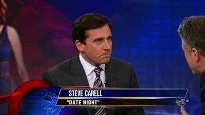 The Daily Show with Trevor Noah Season 15 :Episode 47  Steve Carell