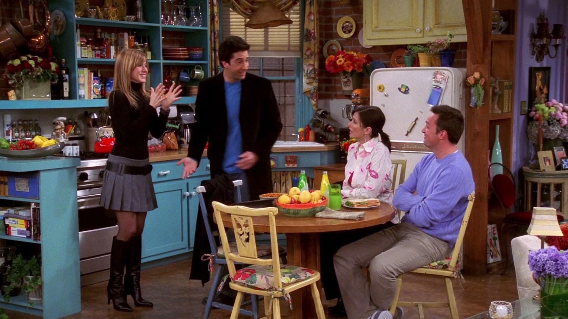 Friends Season 10 :Episode 14  The One with Princess Consuela