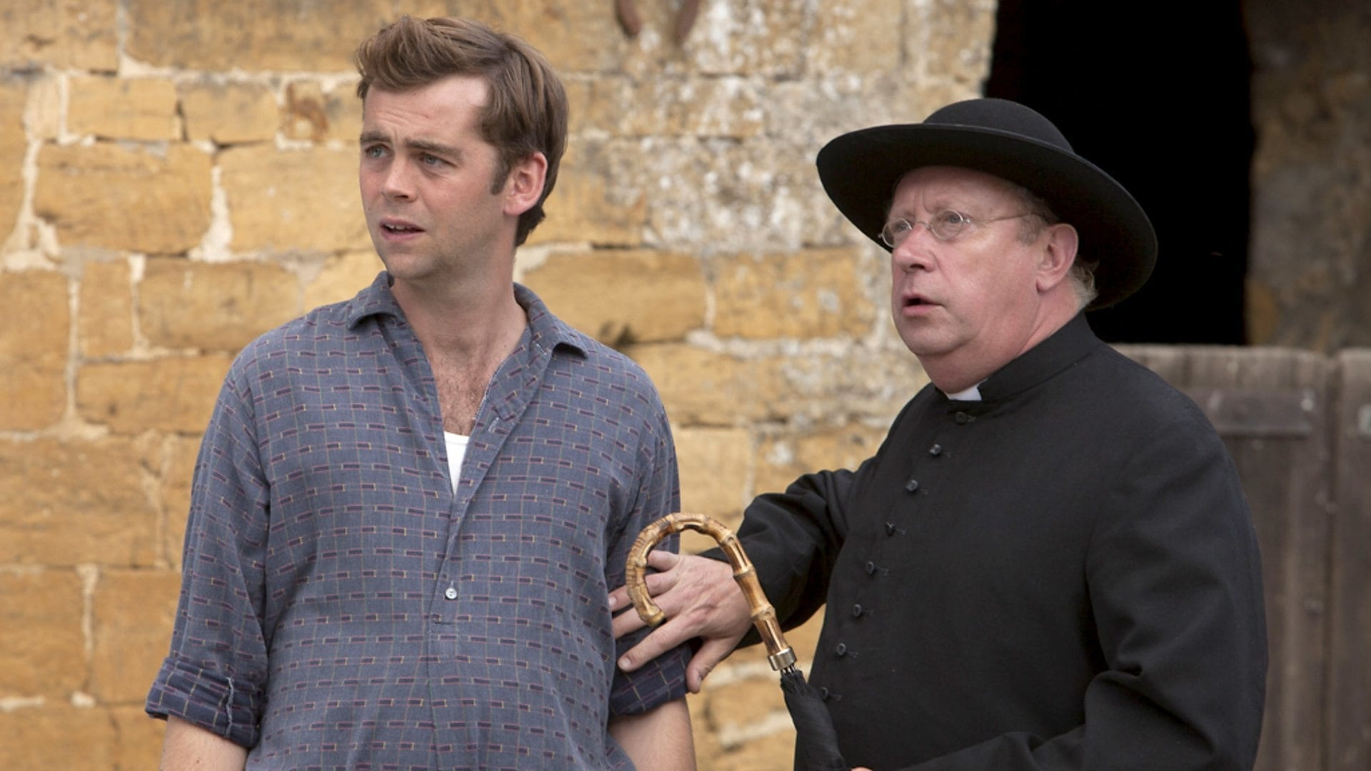 Father Brown Season 2 :Episode 4  The Shadow of the Scaffold
