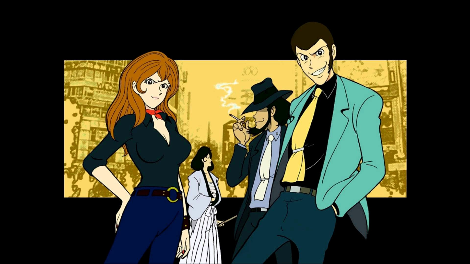 Lupin the Third - Part II
