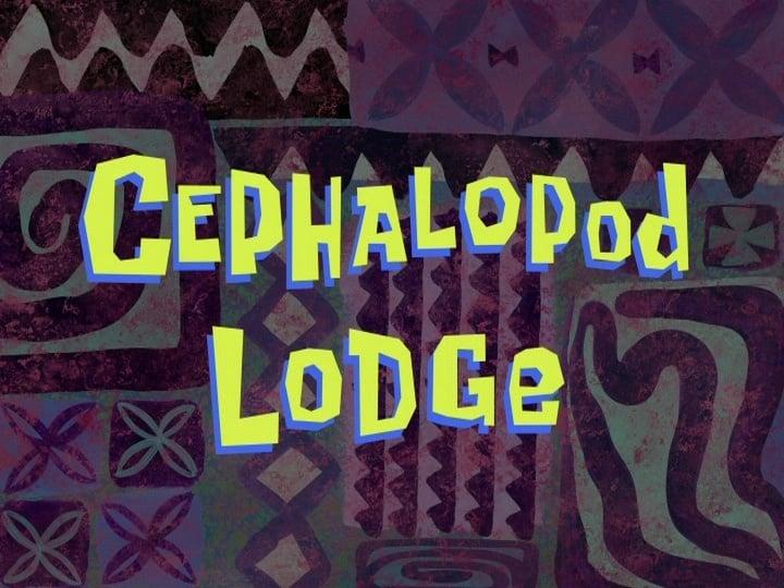 SpongeBob SquarePants Season 6 :Episode 29  Cephalopod Lodge