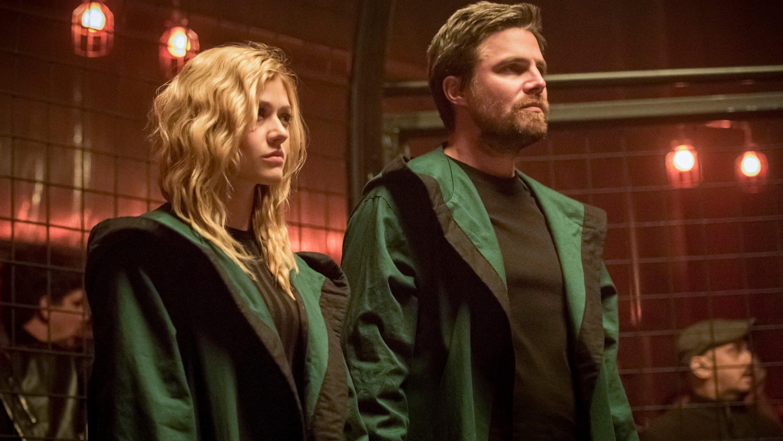 Arrow Season 8 :Episode 5  Prochnost