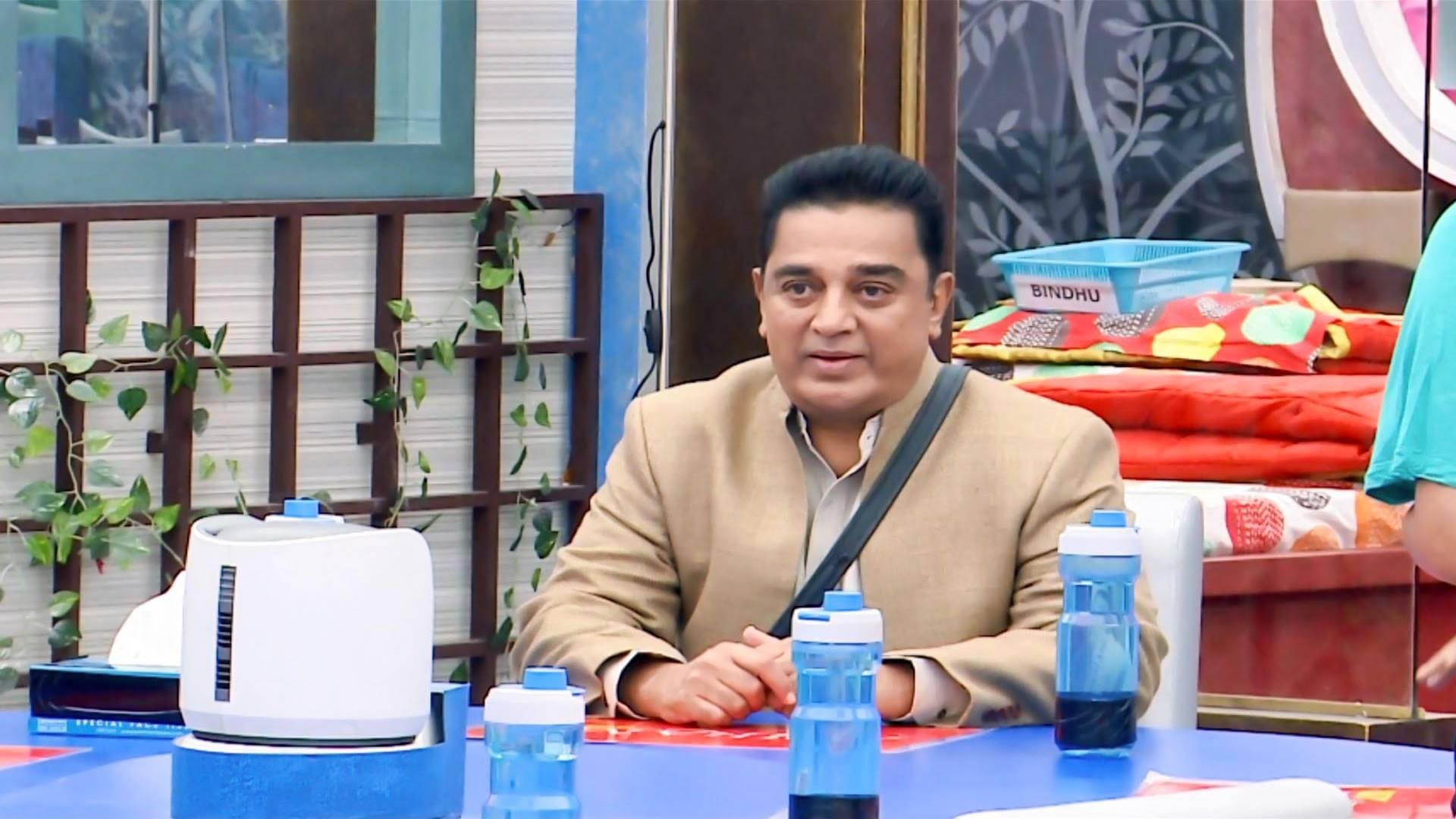 Bigg Boss Season 1 :Episode 85  Day 84: Kamal In the House