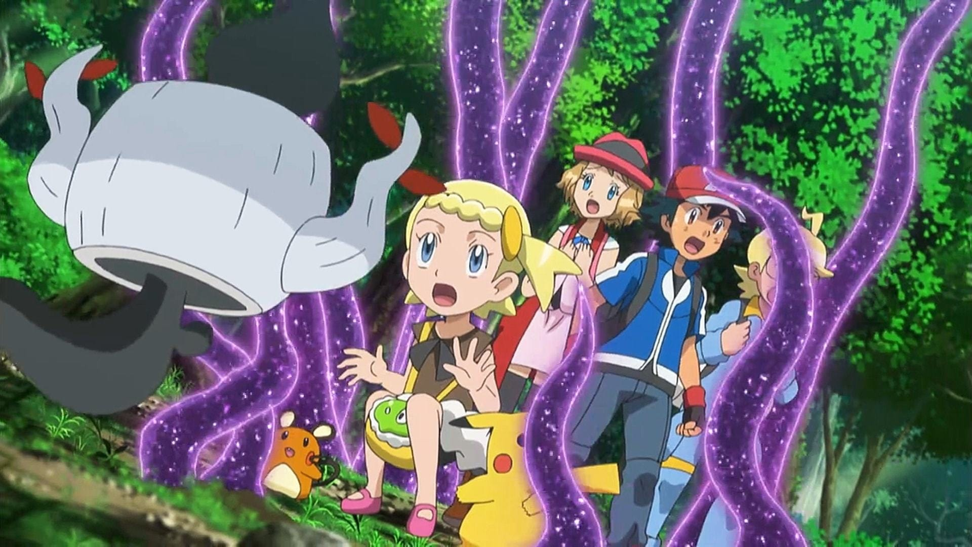 Pokémon Season 19 :Episode 24  Making Friends and Influencing Villains!