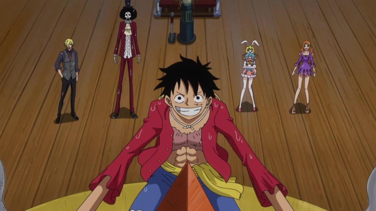 One Piece Season 20 :Episode 891  Episode 891