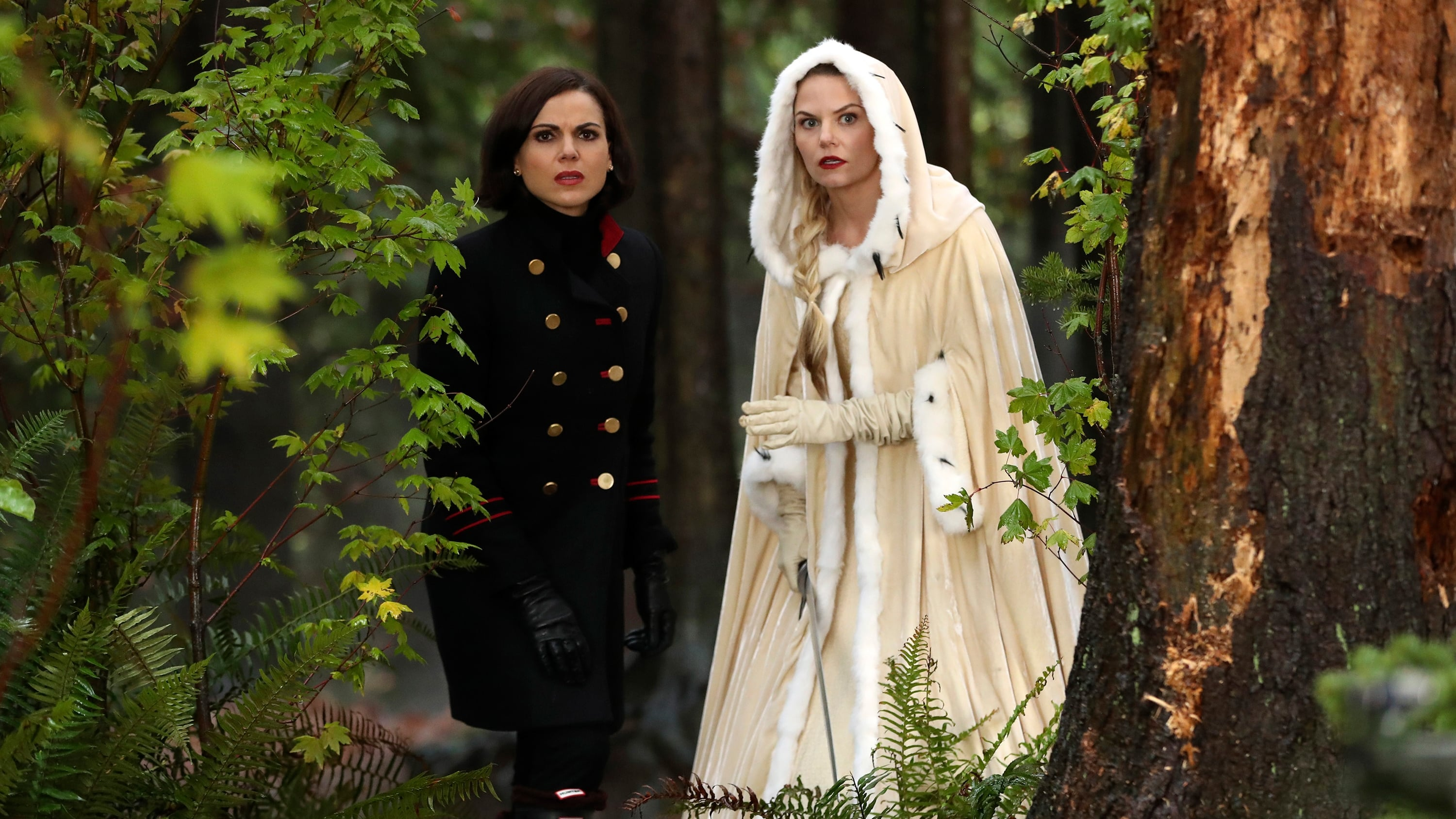 Once Upon a Time Season 6 :Episode 11  Tougher Than the Rest