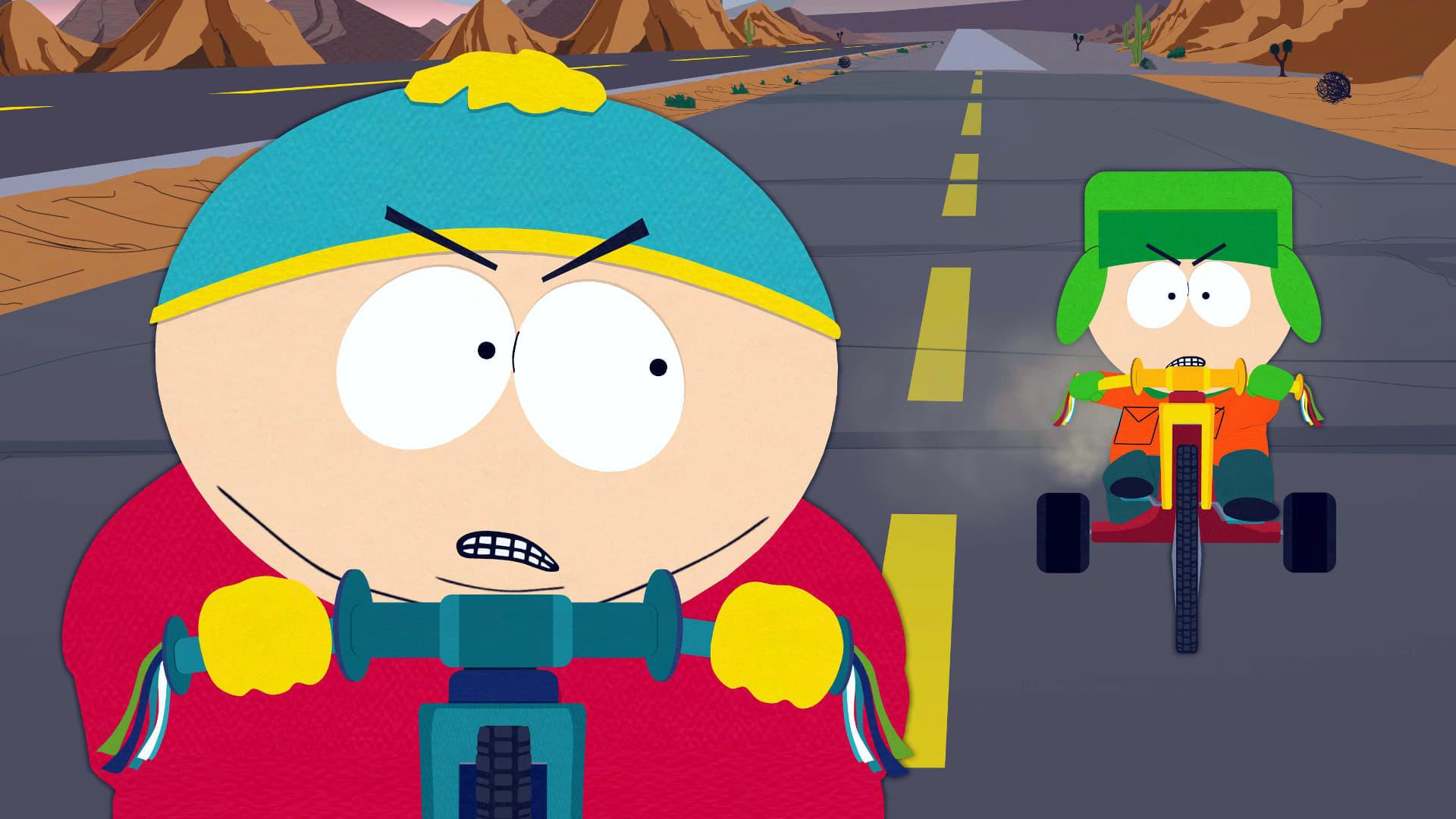 South Park Season 10 :Episode 3  Cartoon Wars Part I