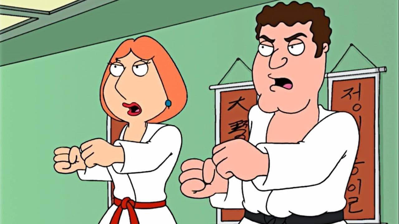 Family Guy - Season 3 Episode 7 : Lethal Weapons