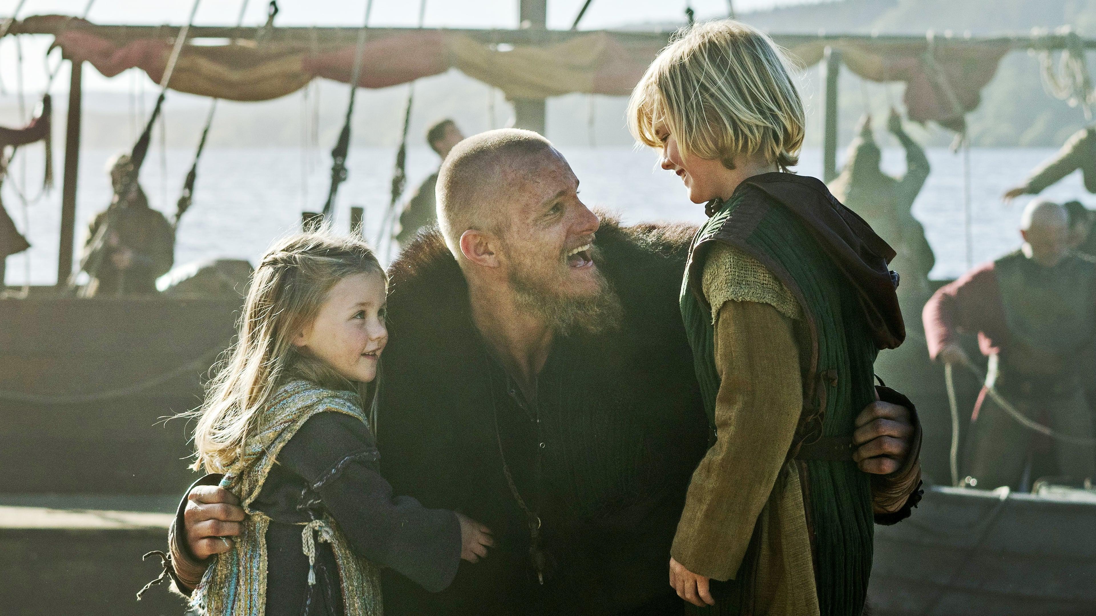 Vikings Season 6 :Episode 2  The Prophet