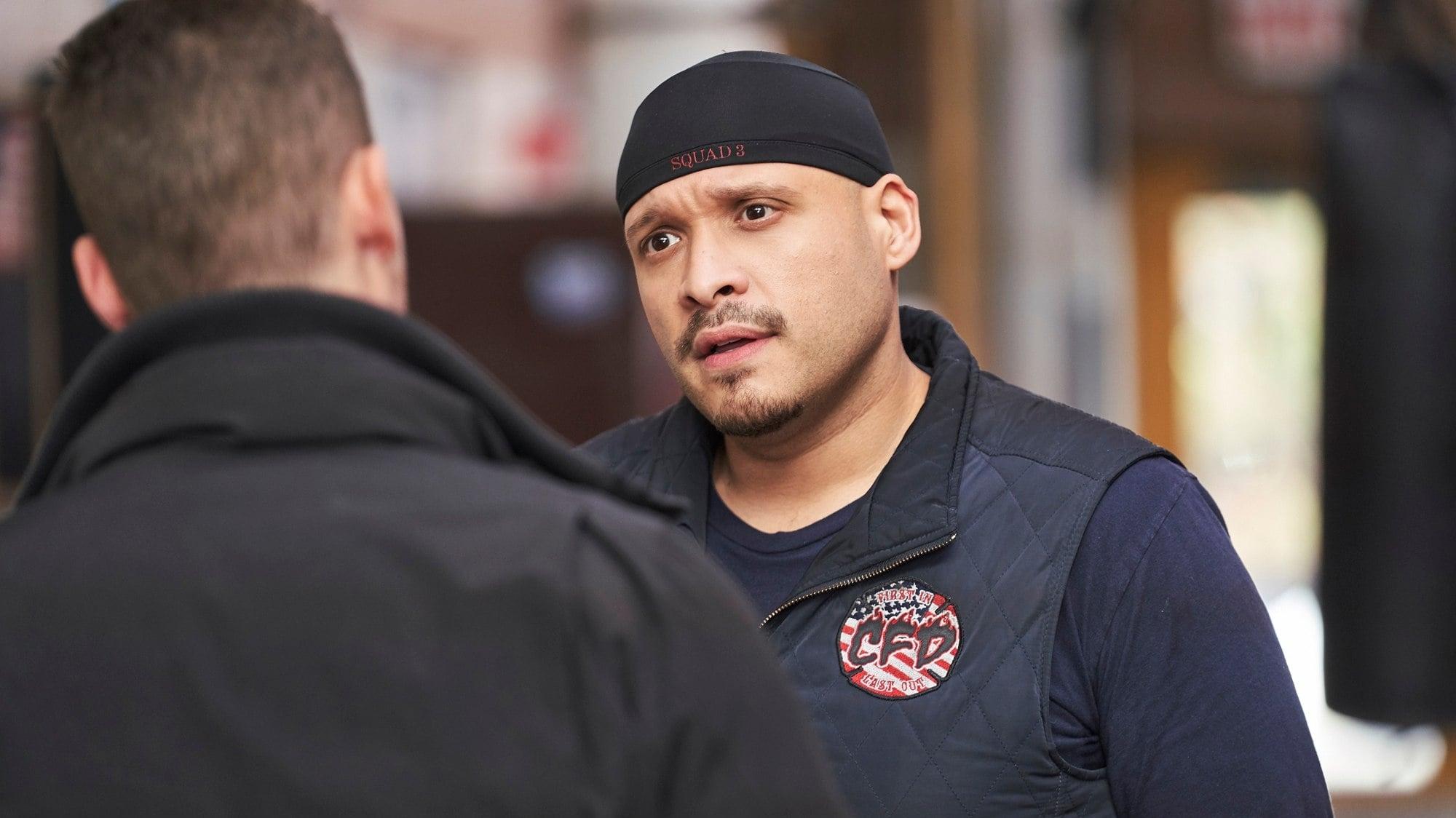 Chicago Fire Season 7 :Episode 18  Der Talisman