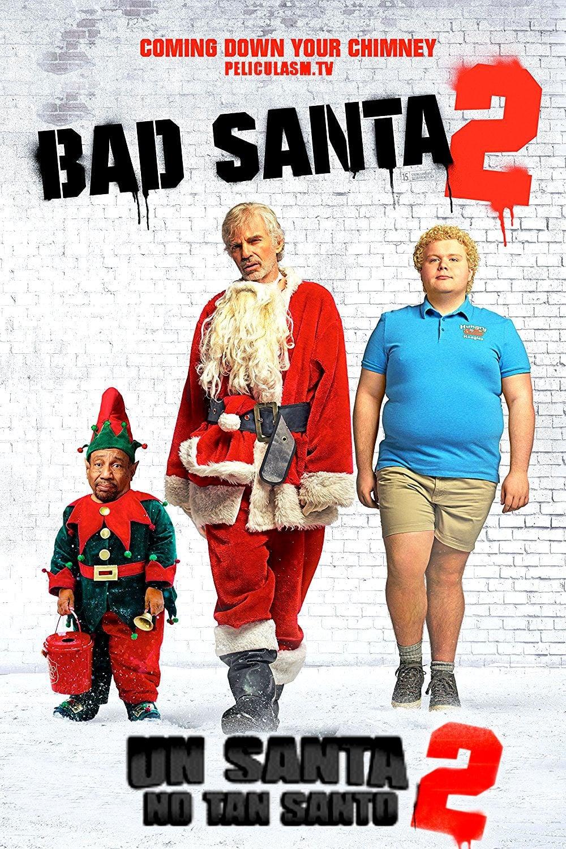 Póster Bad Santa 2