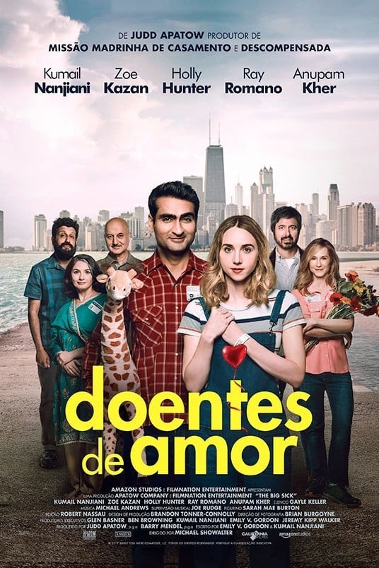 Doentes de Amor Torrent (2018) Dual Áudio Dublado Bluray 1080p Download