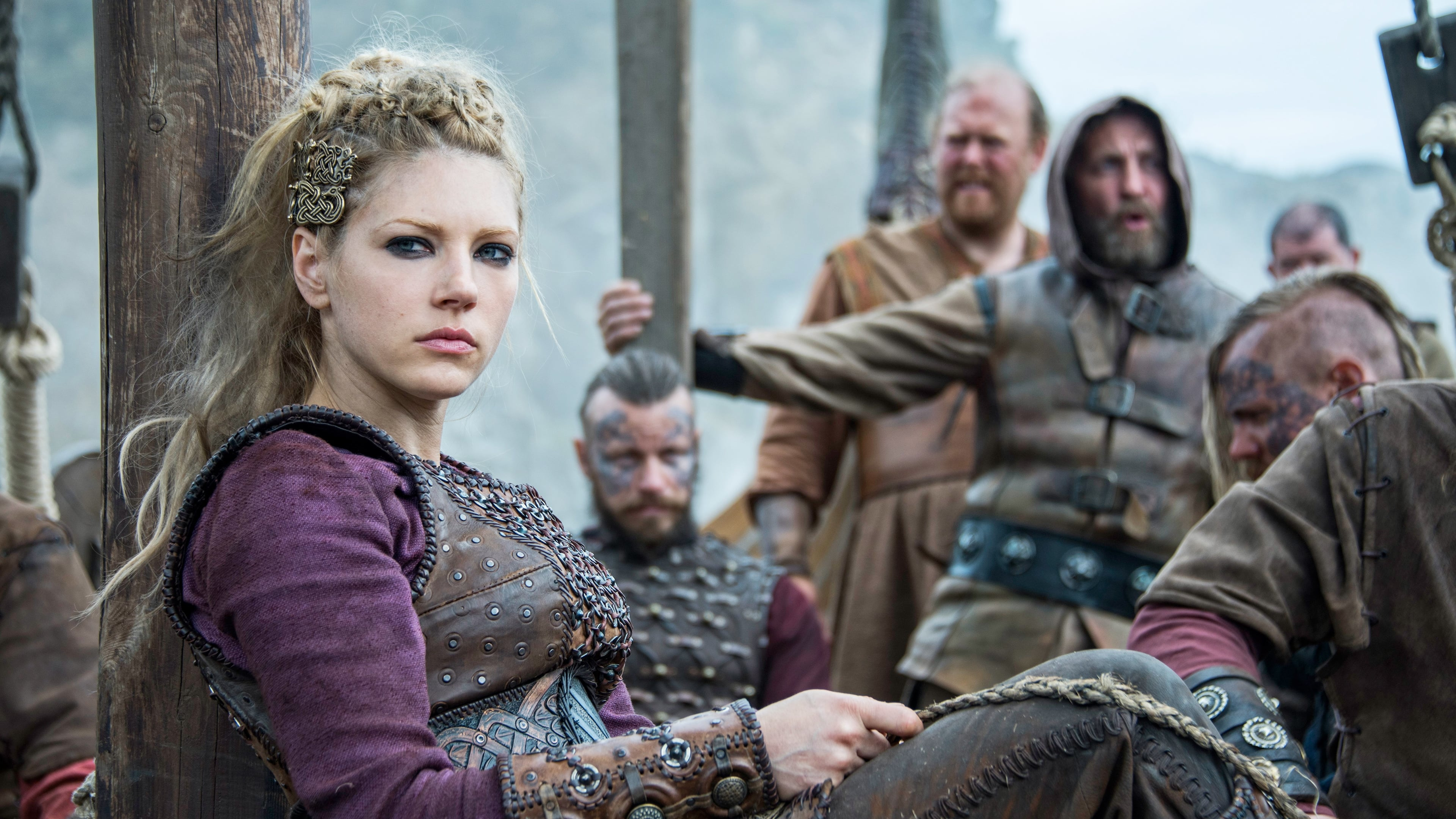 Vikings - Season 4 Episode 8 : Portage