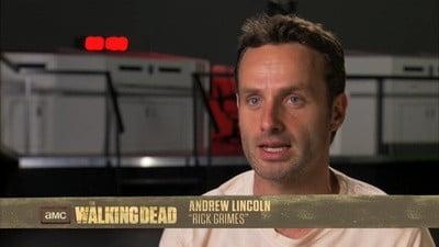 The Walking Dead - Season 0 Episode 14 : Inside The Walking Dead: TS-19
