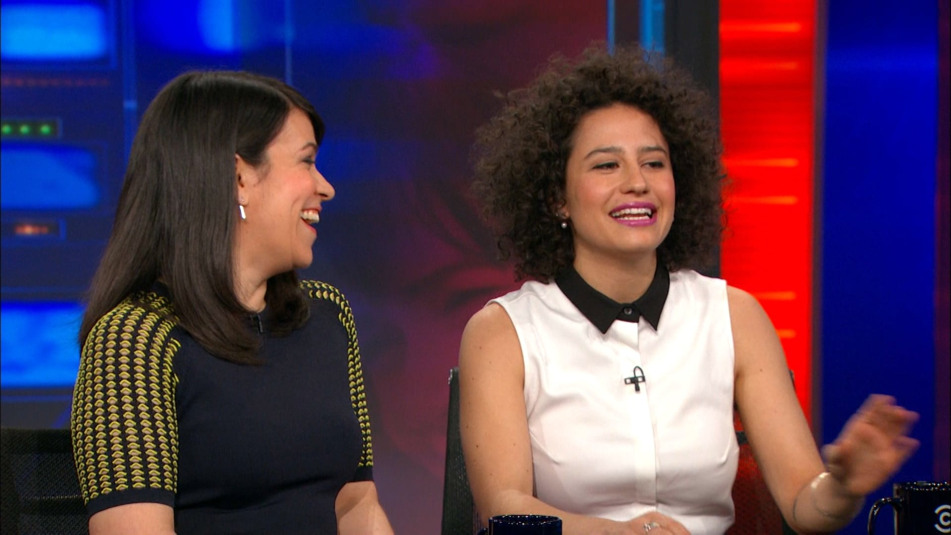 The Daily Show with Trevor Noah Season 20 :Episode 73  Abbi Jacobson & Ilana Glazer
