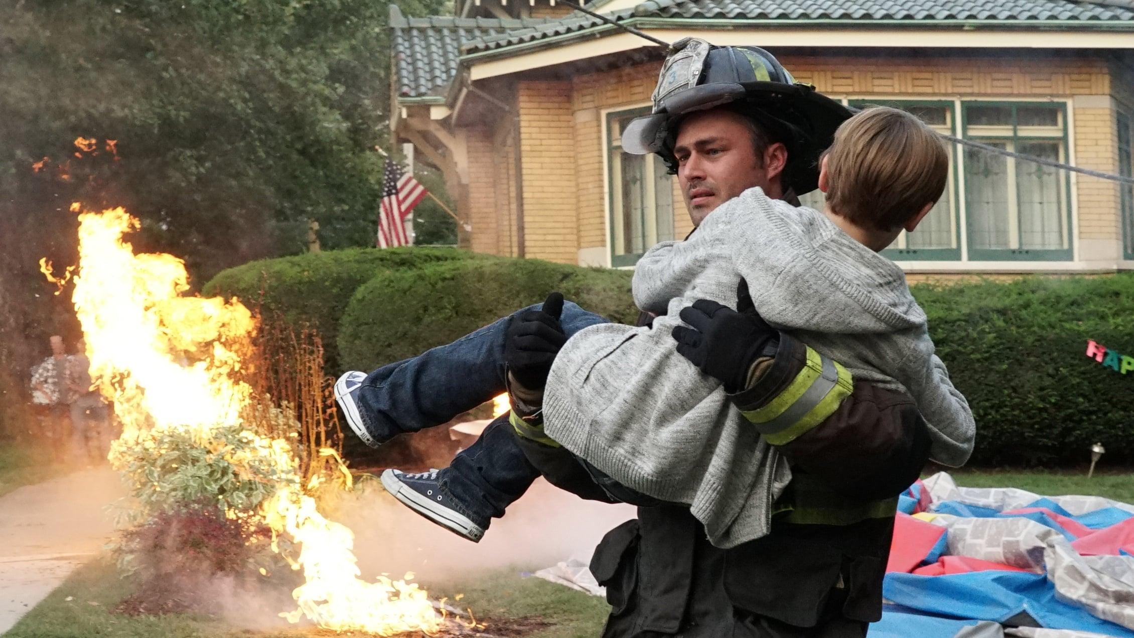 Chicago Fire Season 4 :Episode 4  Gewissheit