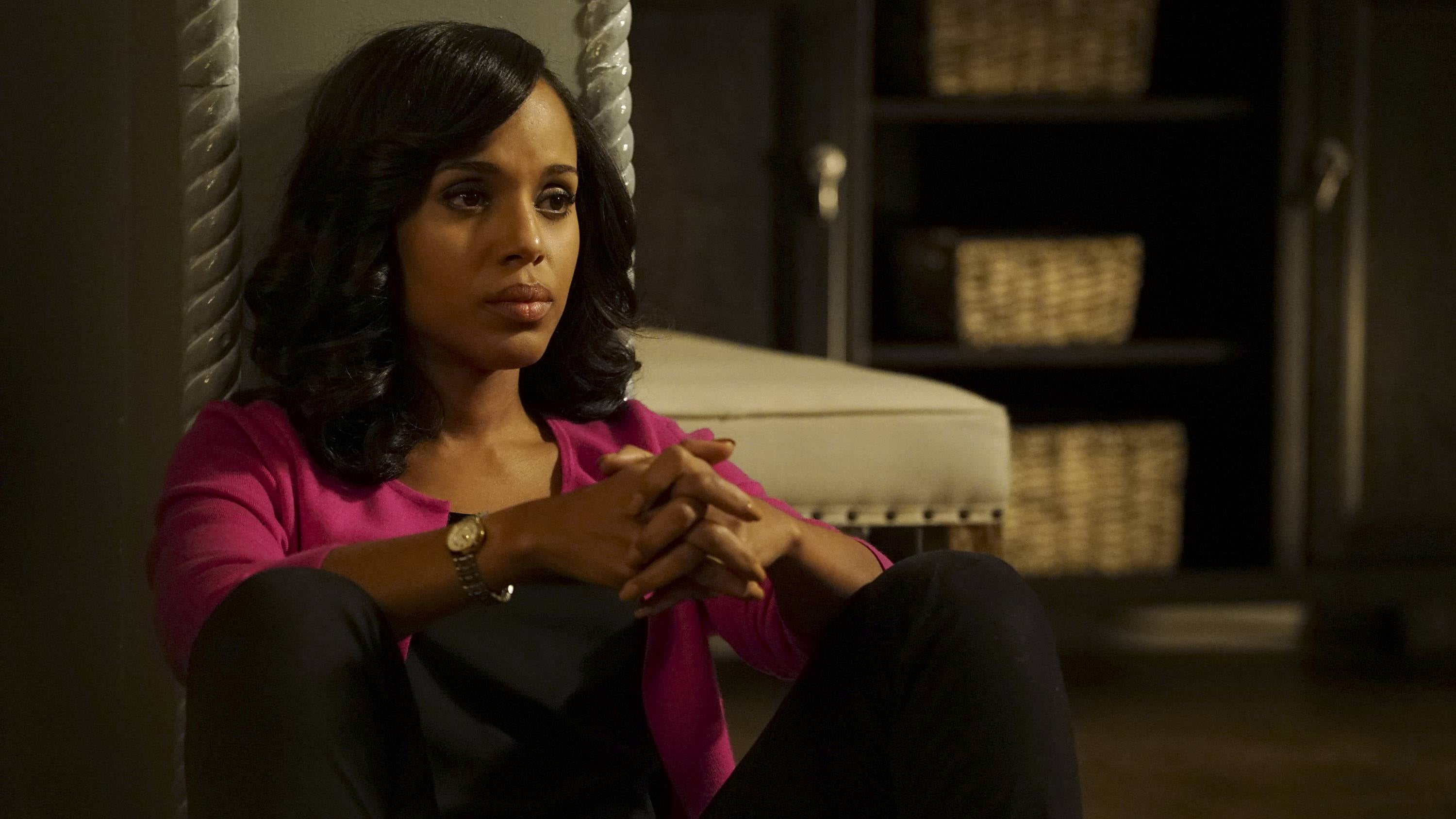 Scandal Season 5 :Episode 11  The Candidate