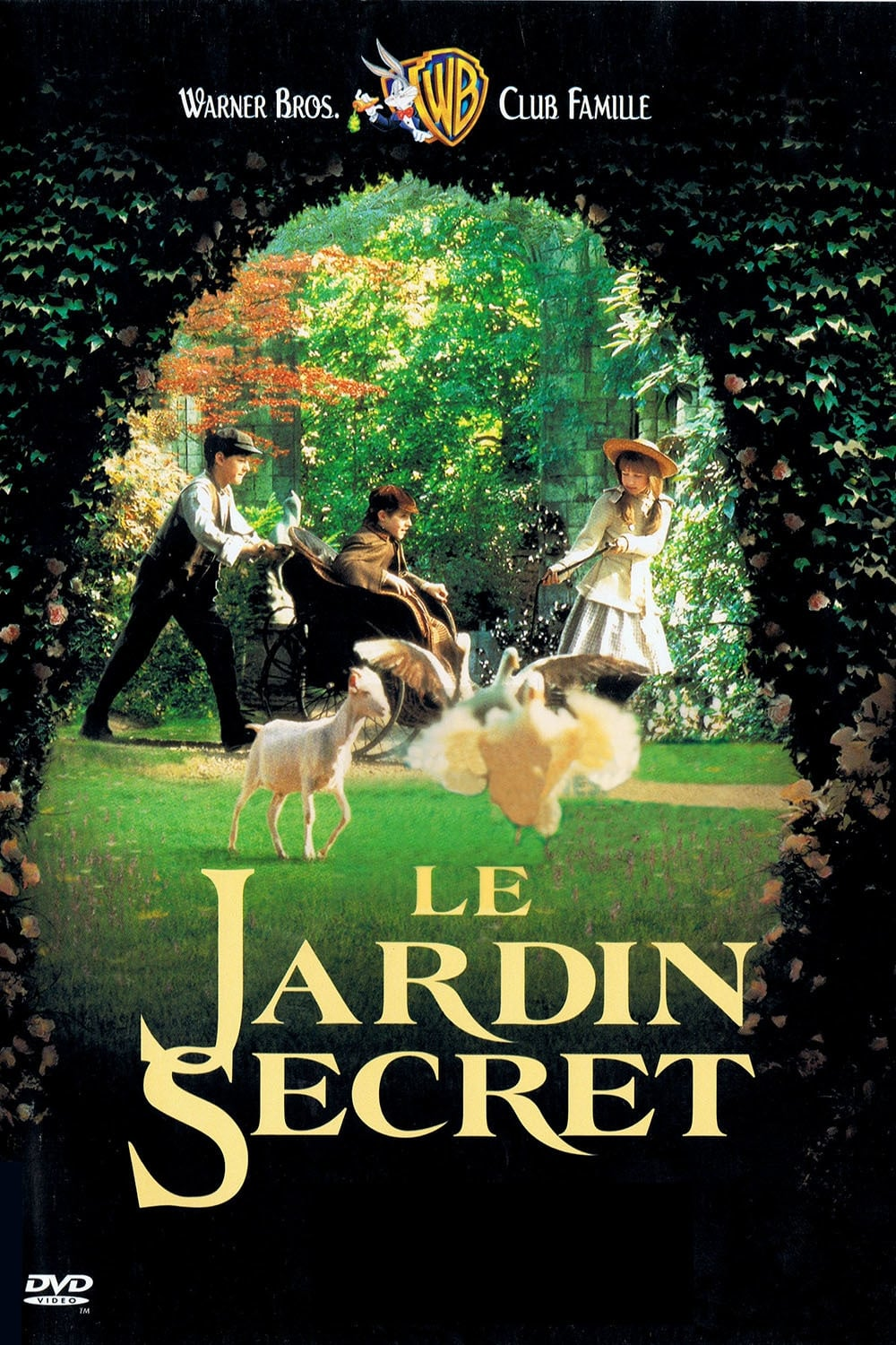 film le jardin secret 1993 en streaming vf complet