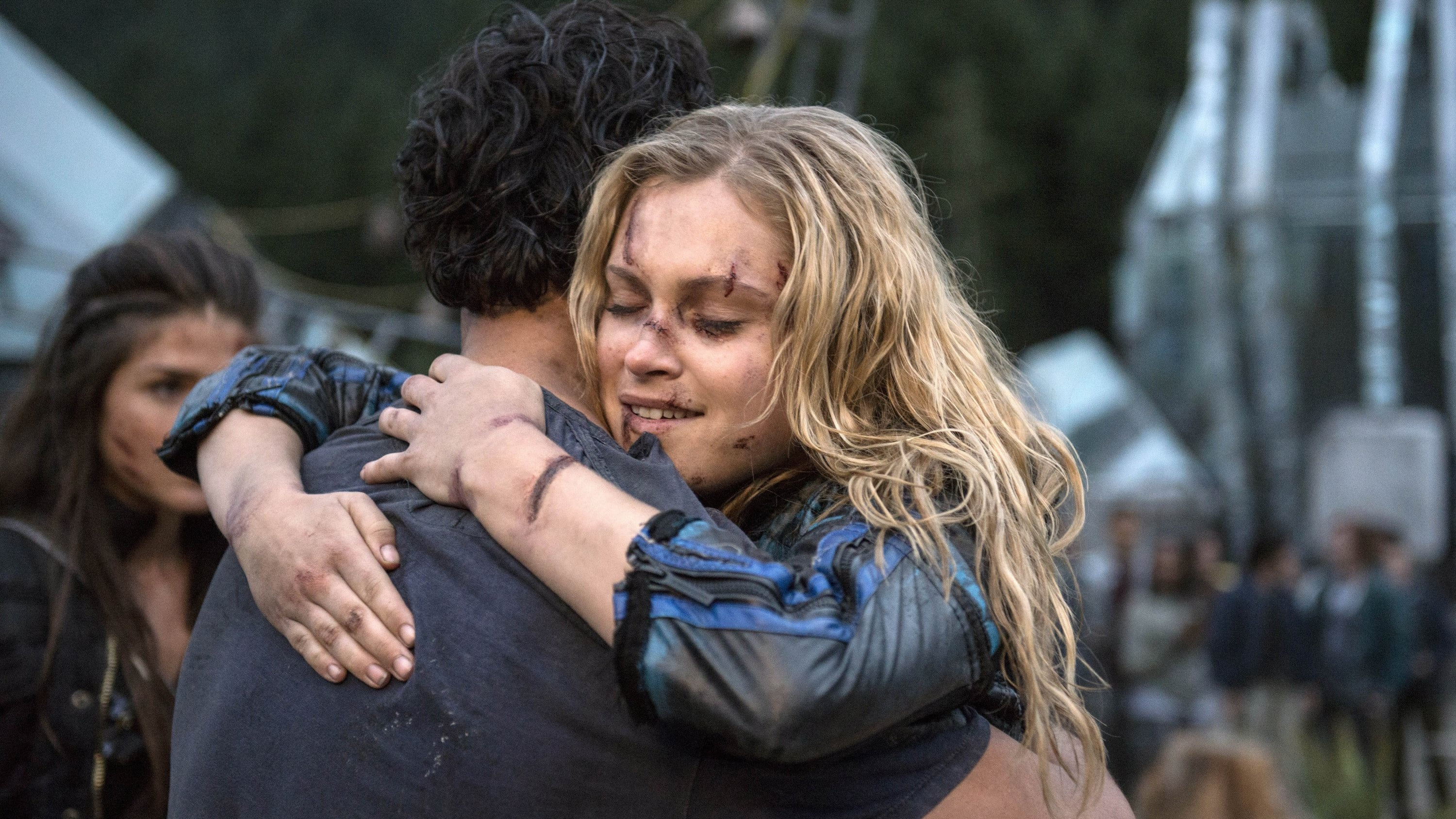 The 100 Season 2 :Episode 5  Human Trials