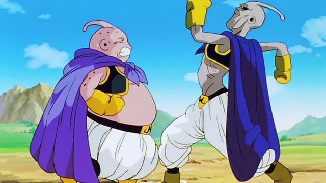 Dragon Ball Z Kai Season 6 :Episode 1  Born From Anger - Another Majin!