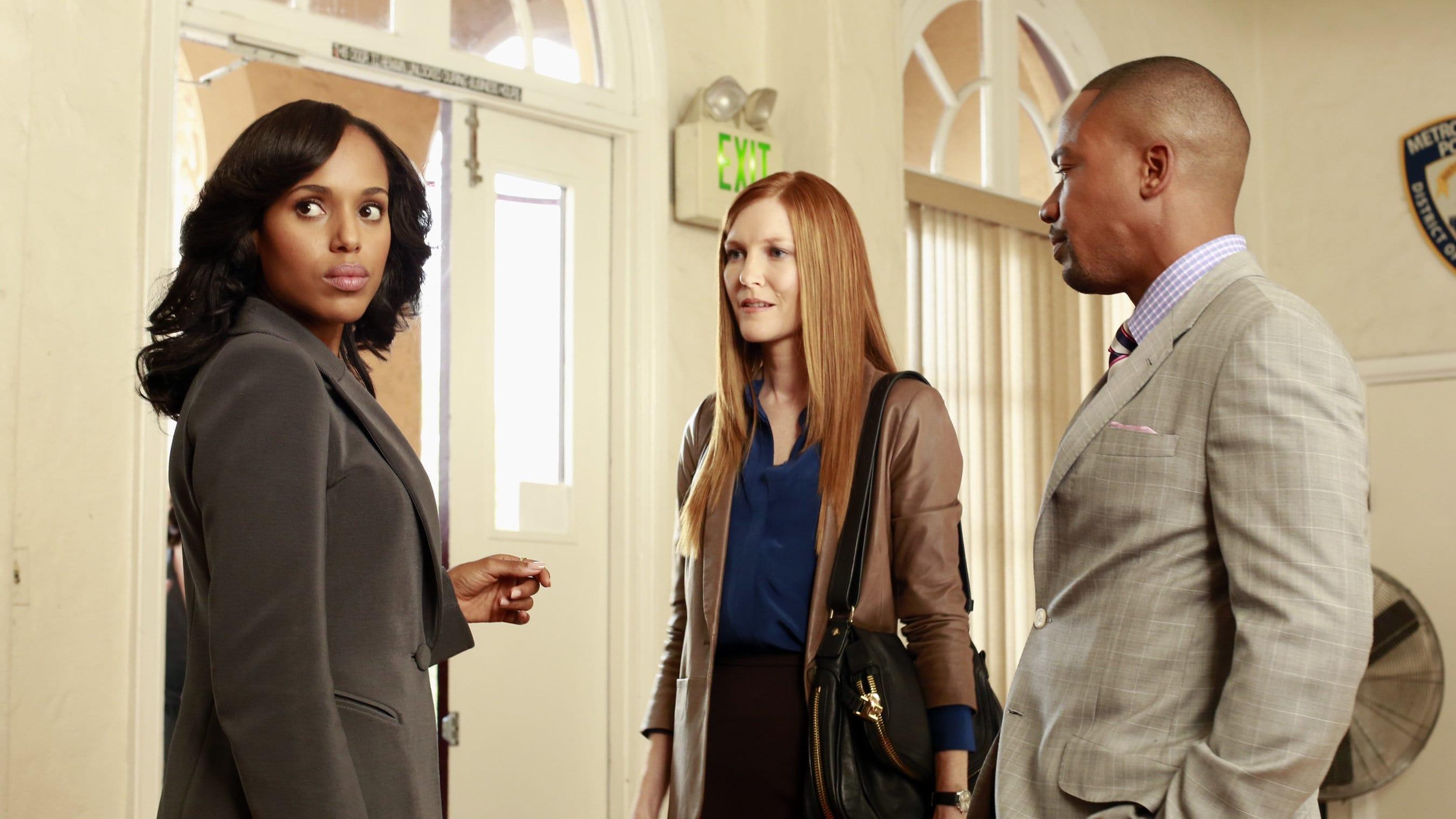 Scandal Season 2 :Episode 4  Beltway Unbuckled