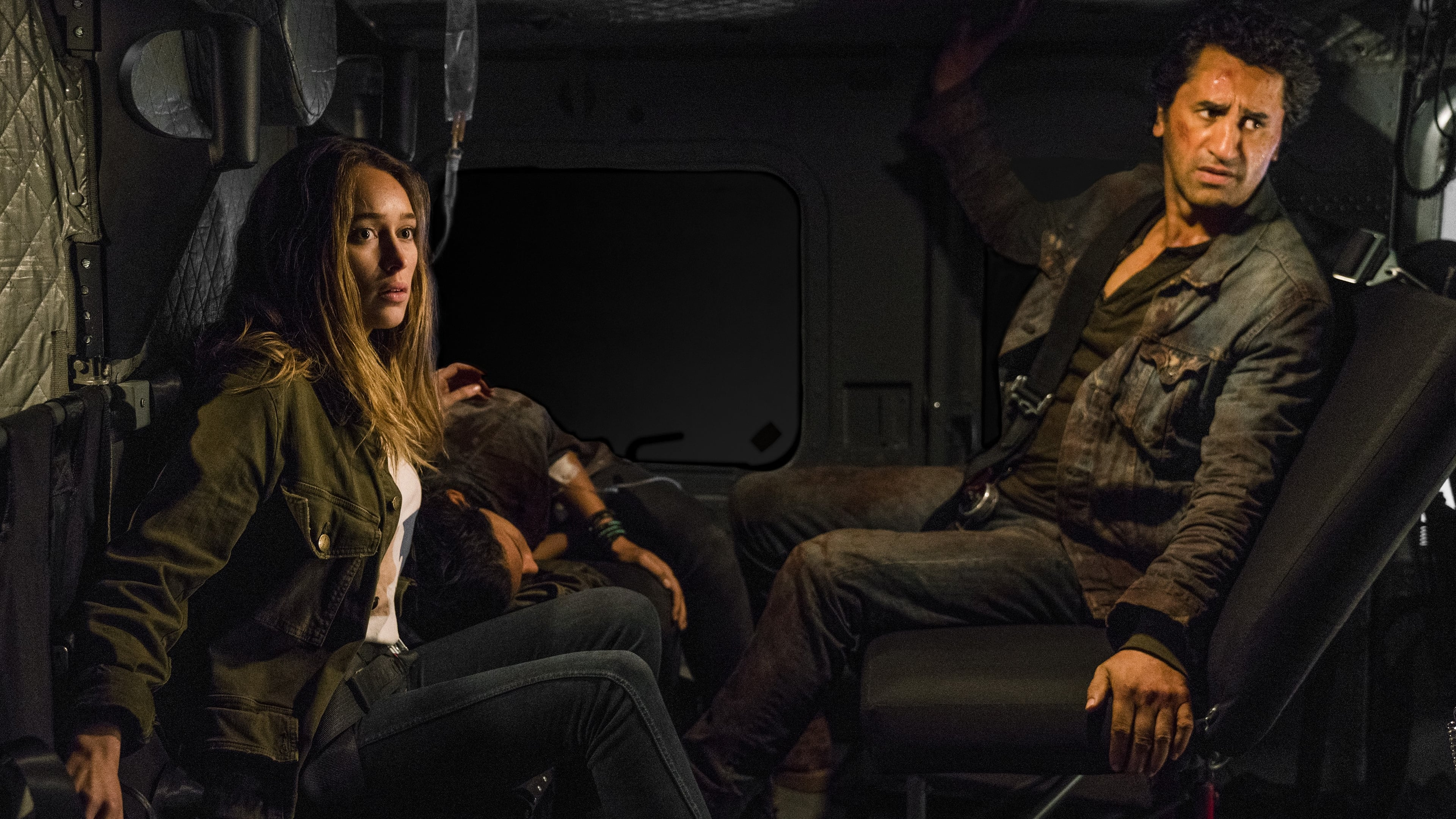 Fear the Walking Dead Season 3 :Episode 7  The Unveiling