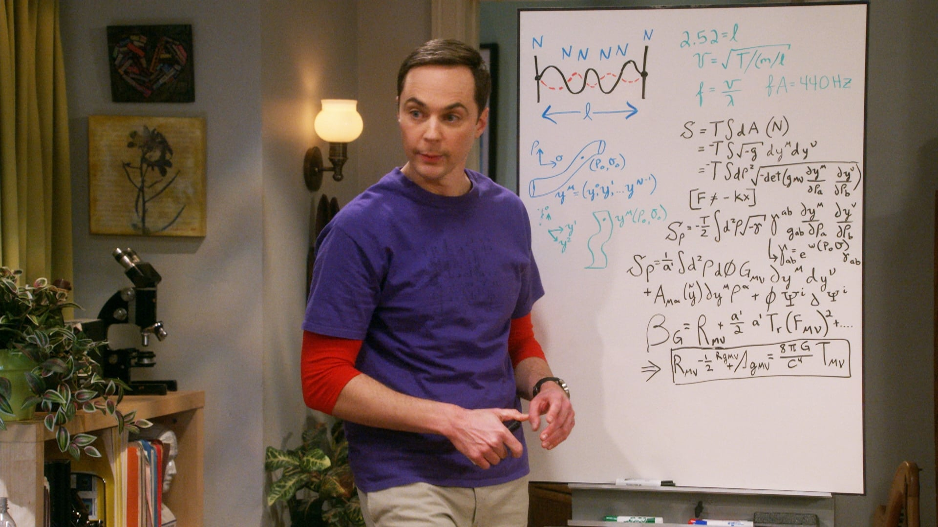 The Big Bang Theory Season 11 :Episode 13  The Solo Oscillation