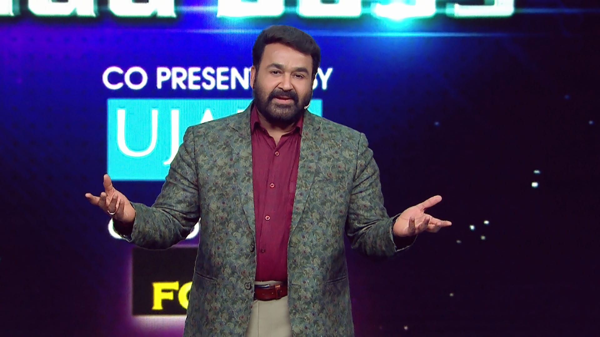Bigg Boss Season 1 :Episode 1  Mohanlal's Roaring Reality Show