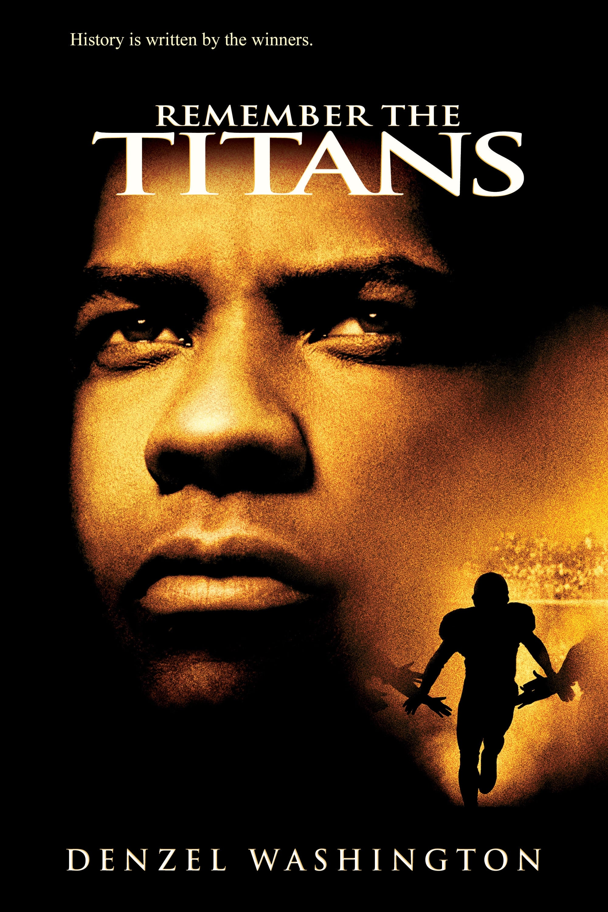 essay on the movie remember the titans Free essay: in the movie remember the titans there are many lessons that every person should learn in their life one of the most important.