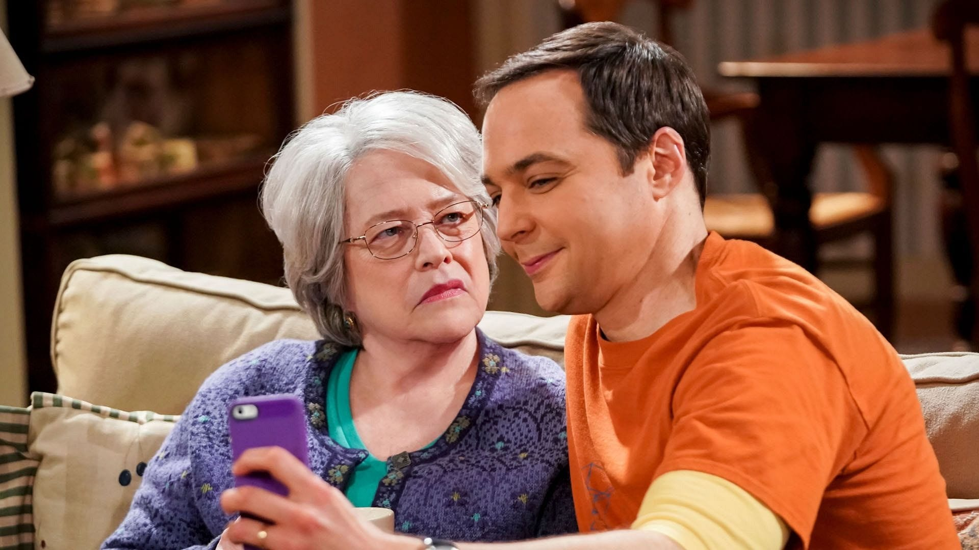 The Big Bang Theory Season 12 :Episode 8  The Consummation Deviation