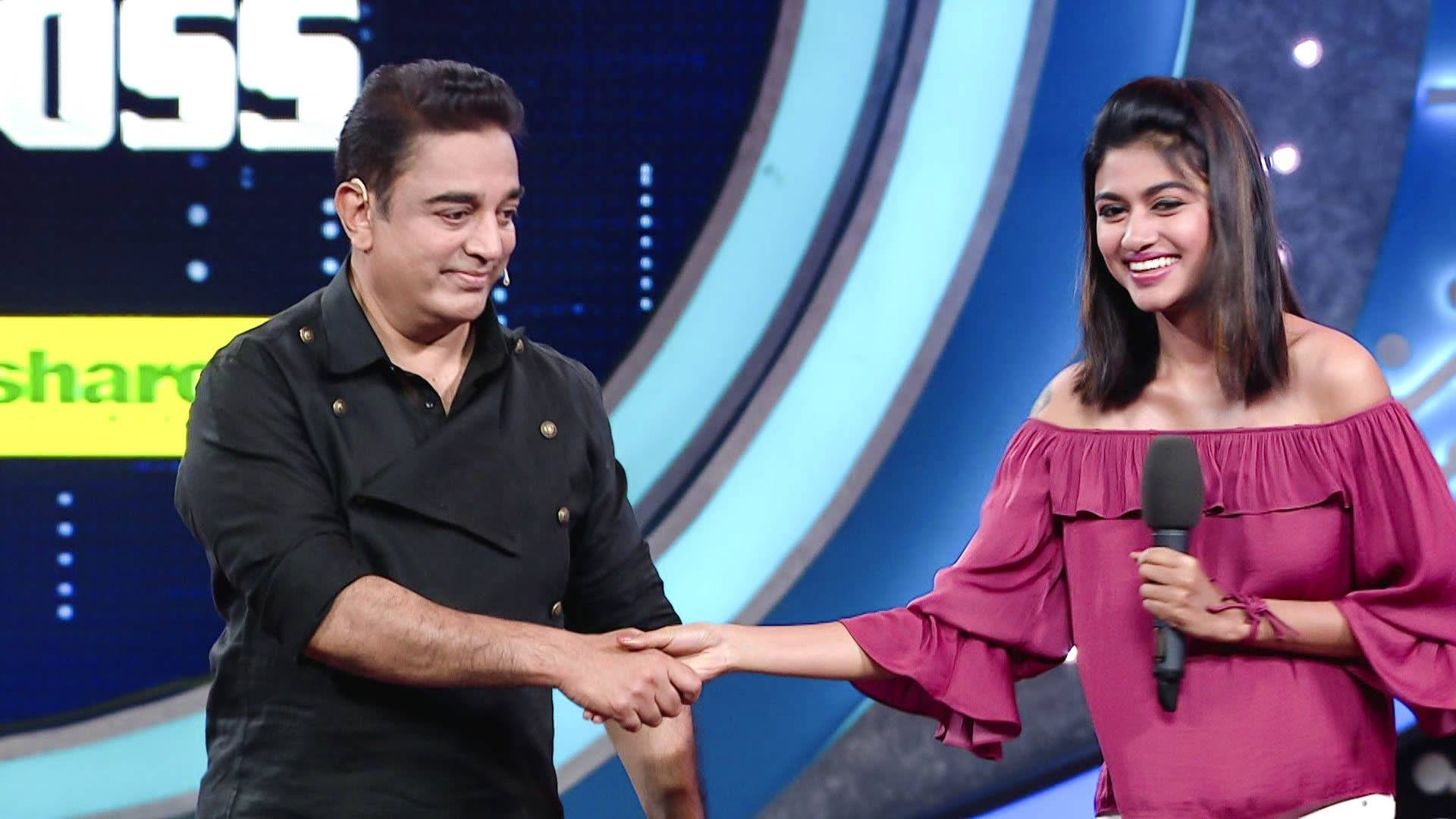 Bigg Boss Season 1 :Episode 42  Day 41: Oviya Exits!