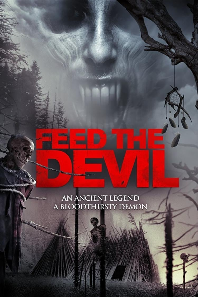 Póster Feed the Devil