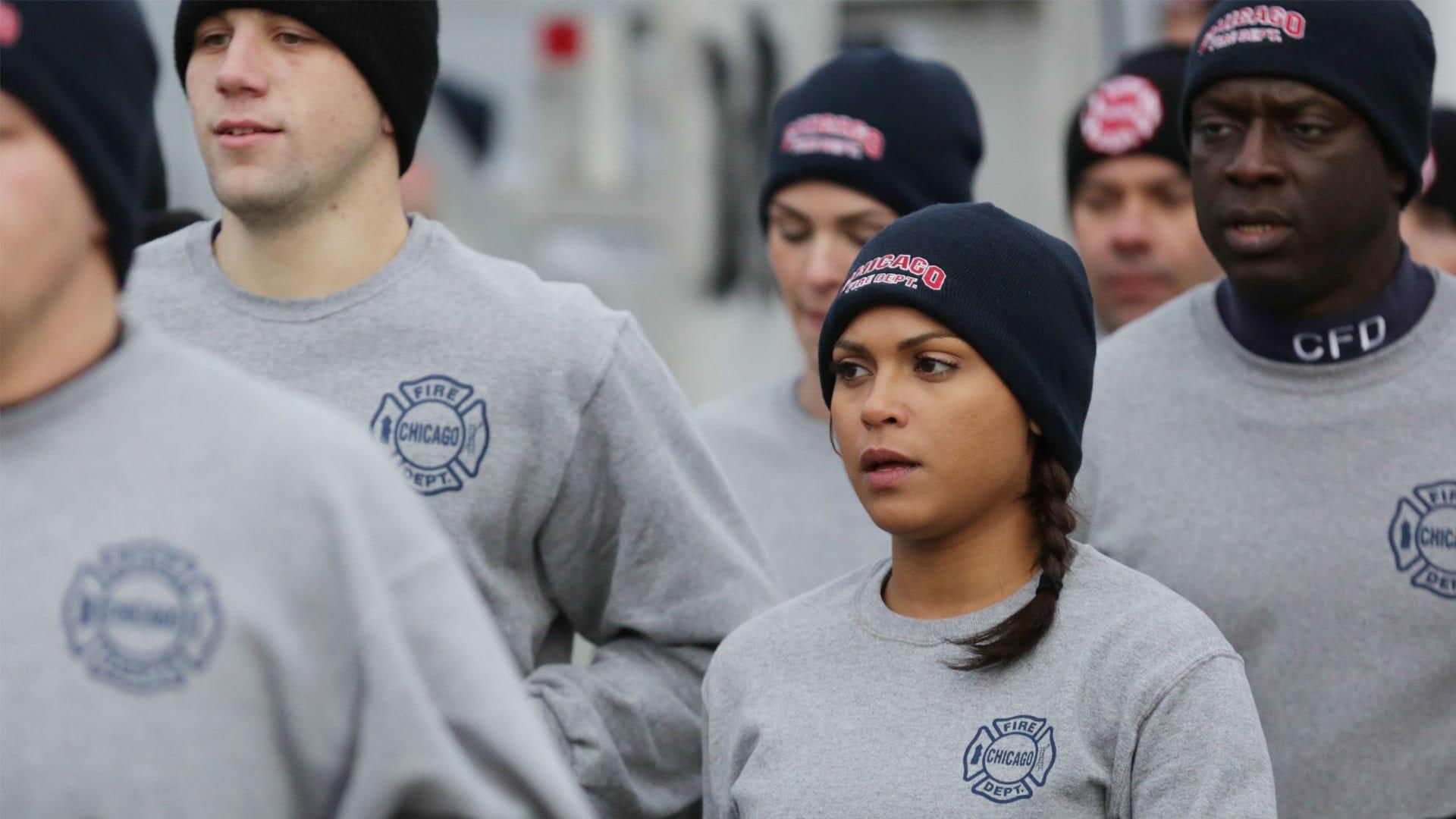 Chicago Fire Season 2 :Episode 11  Mitten ins Gesicht