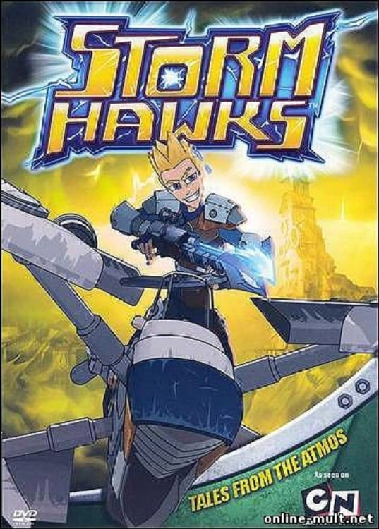 image for Storm Hawks: Tales from the Atmos