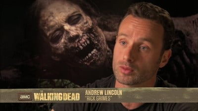 The Walking Dead Season 0 :Episode 9  Inside The Walking Dead: Days Gone By