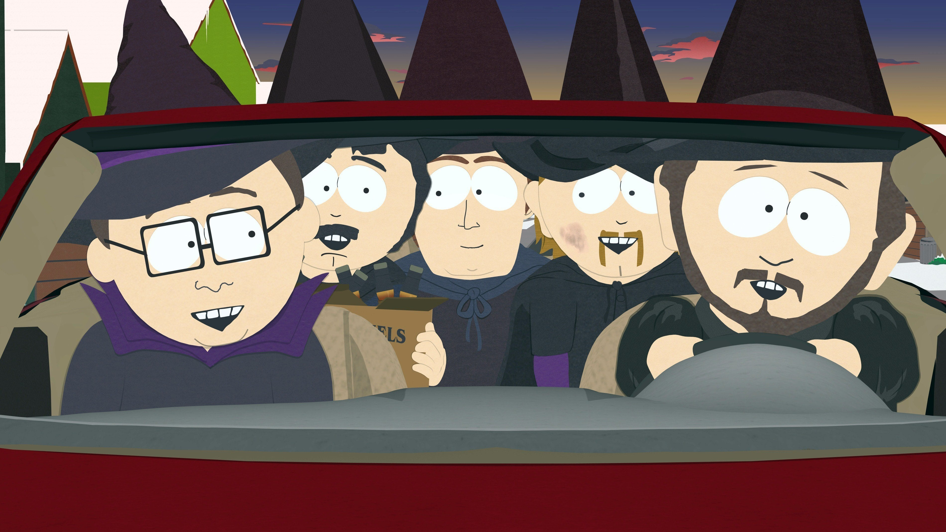 South Park Season 21 :Episode 6  Sons A Witches