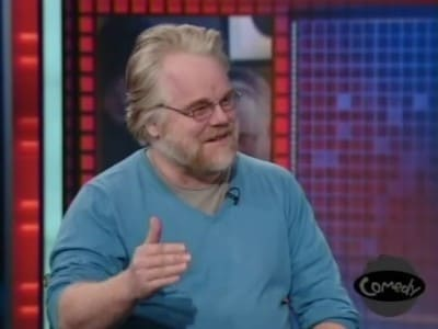 The Daily Show with Trevor Noah Season 13 :Episode 160  Philip Seymour Hoffman