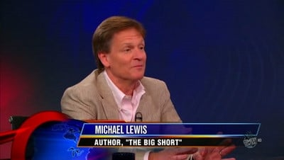 The Daily Show with Trevor Noah Season 15 :Episode 37  Michael Lewis