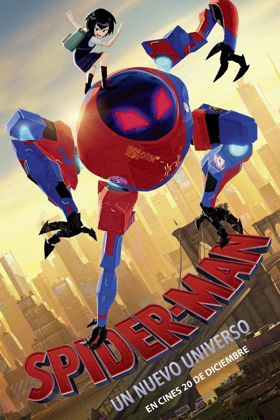 Imagen 3 Spider-Man: Into the Spider-Verse