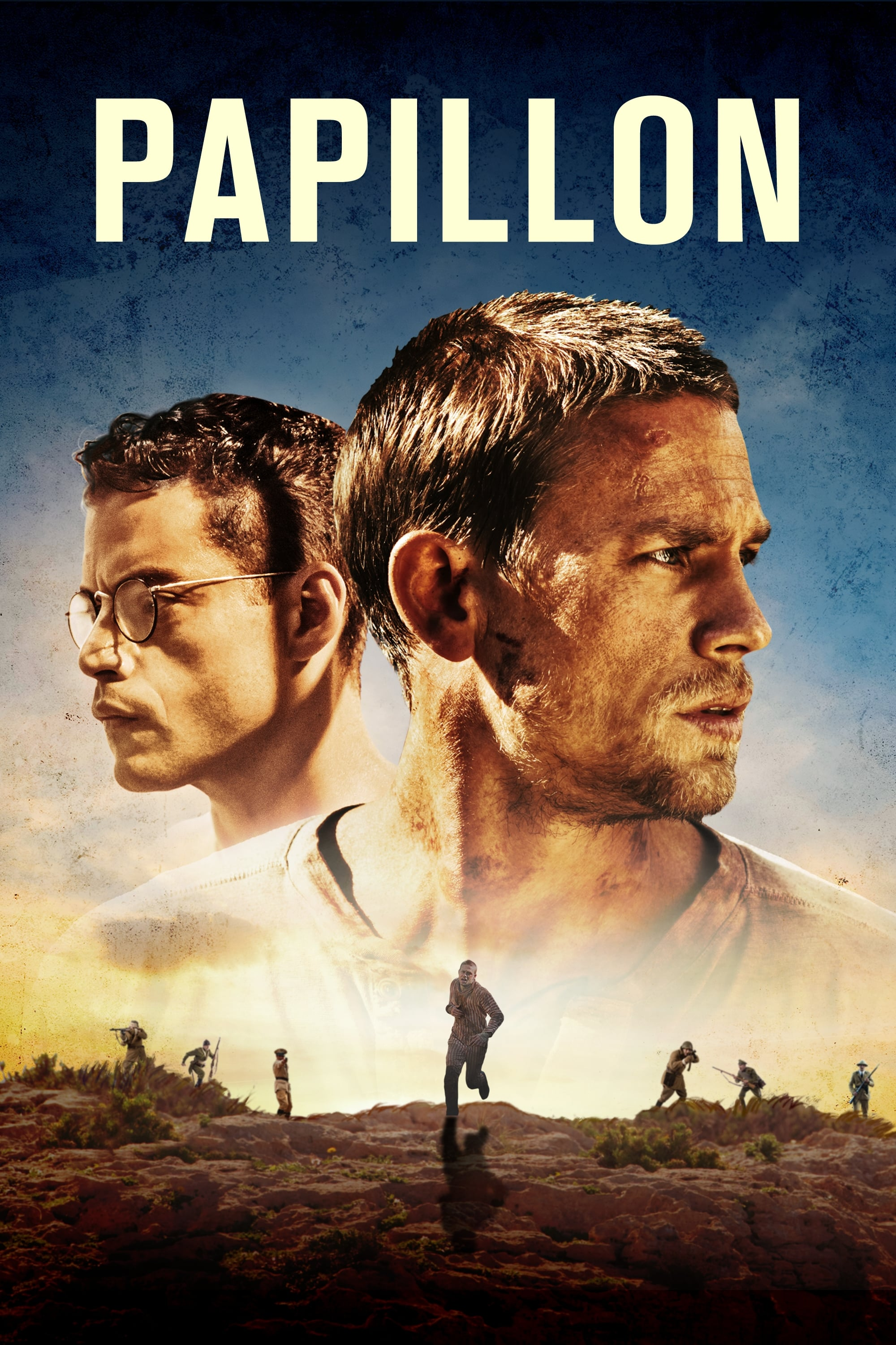 Papillon (2019) Torrent - BluRay 720p e 1080p Dublado / Dual Áudio 5.1 Download