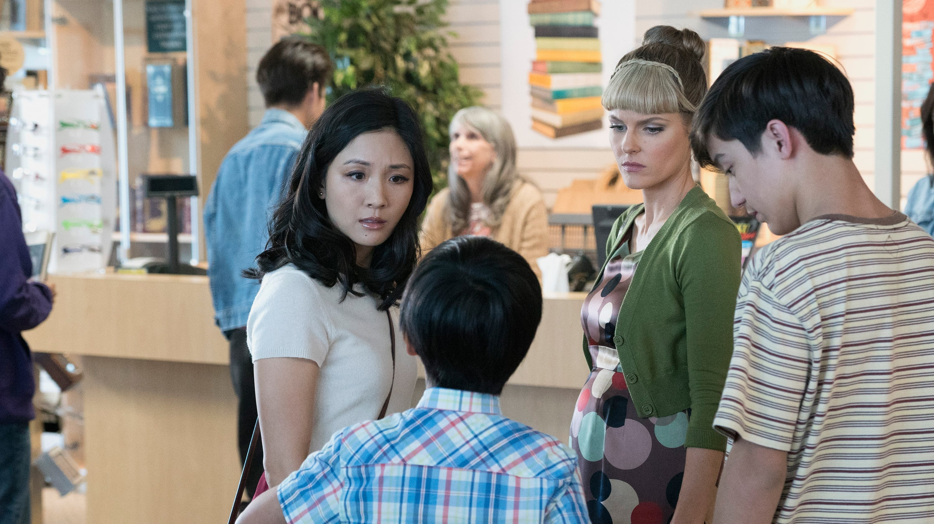 Fresh Off the Boat Season 4 :Episode 14  A Man to Share the Night With