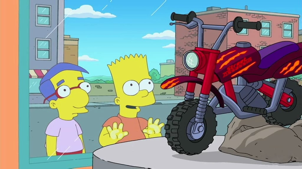 The Simpsons Season 22 :Episode 12  Homer the Father