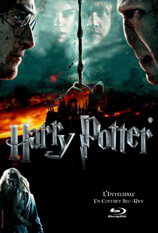 tous les films de la saga harry potter collection sont sur