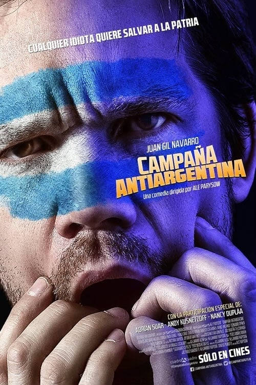 Póster Campa�a Antiargentina