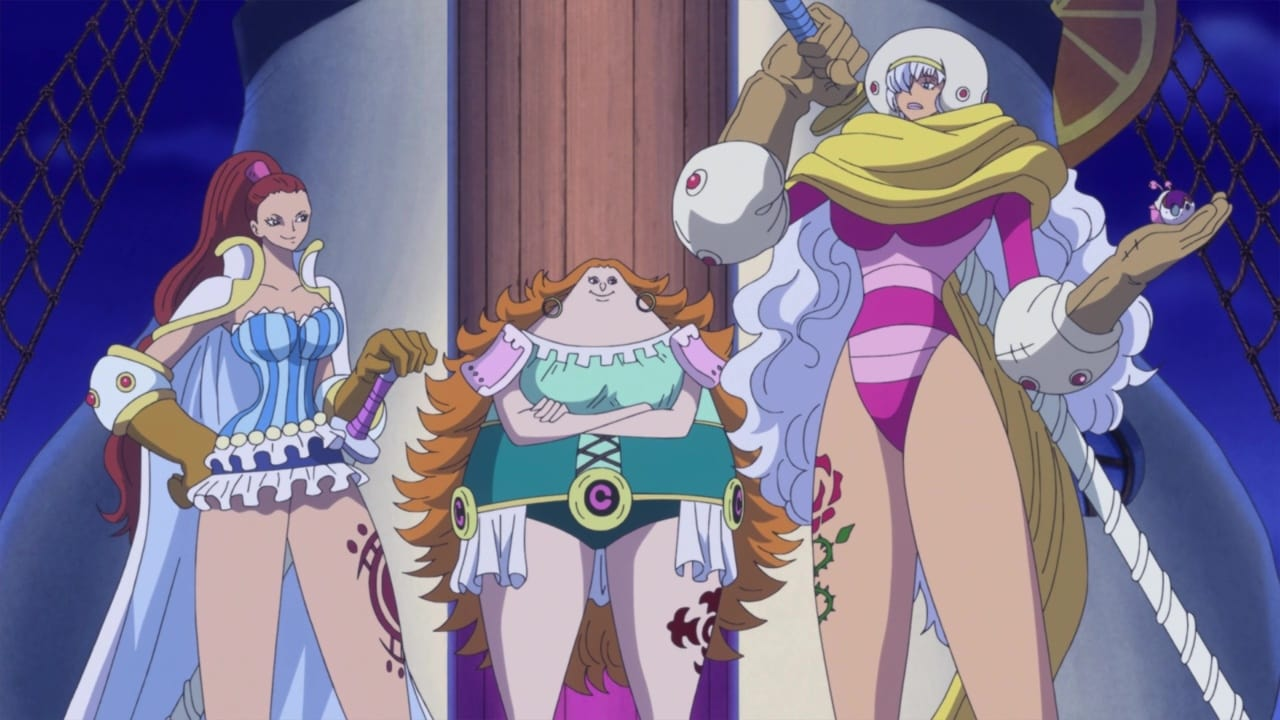 One Piece Season 19 :Episode 867  Lurking in the Darkness - Assassin Attacks Luffy!