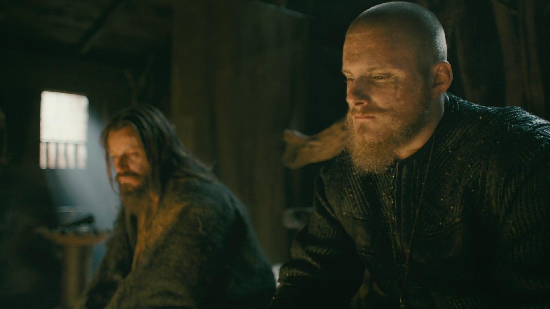 Vikings Season 6 :Episode 4  All the Prisoners